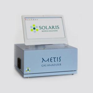 Analizador de gases METIS