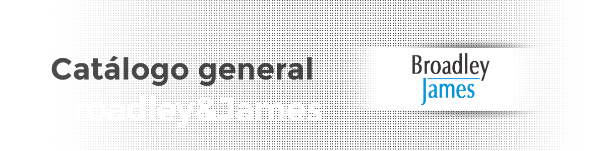 Catalogo Broadley James
