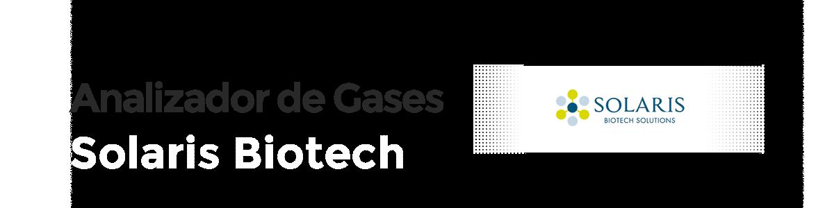 Analizador de gases